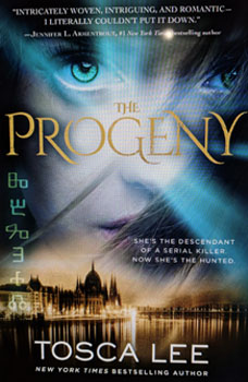 Image of book cover: The Progeny by Tosca Lee